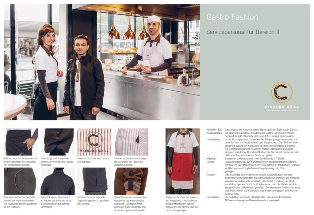 Gastro Corporate Fashion