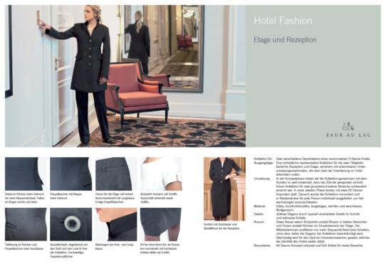 Hotel Corporate Fashion