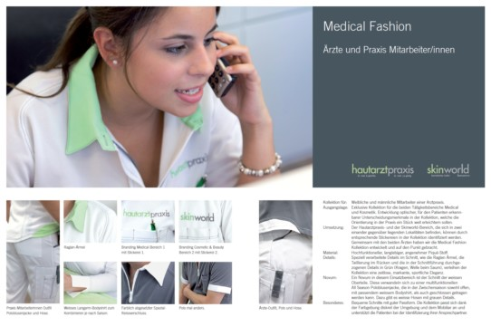 Medical Corporate Fashion