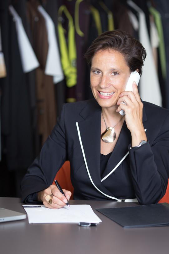 Portrait Sophie Chiquet, CQ Corporate Fashion